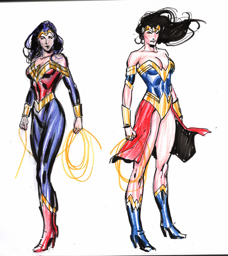 Wonder Woman ideas by IbraimRoberson
