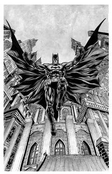 Batman - Gotham from the ground
