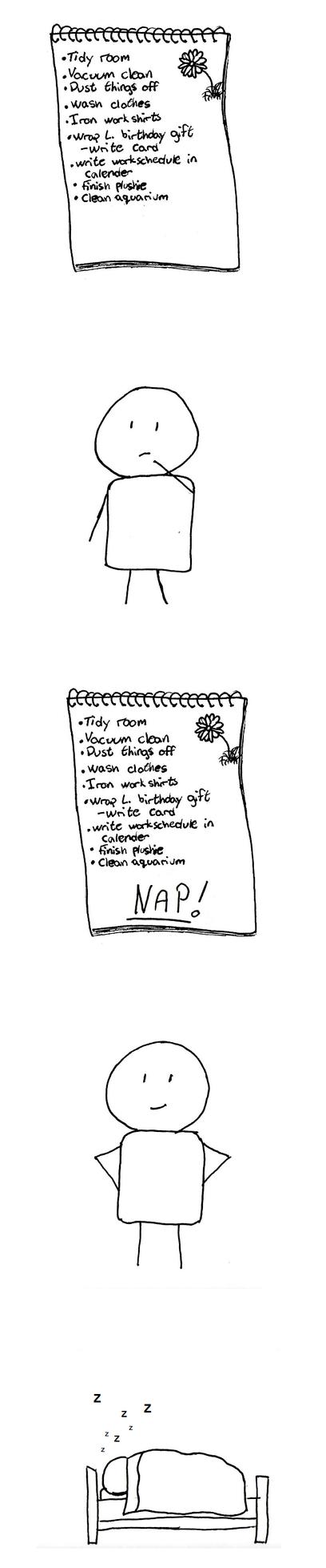 Stuff to Do by ClassyOwl