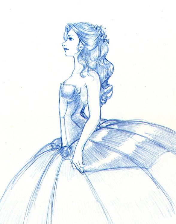 Cinderella by QueenOfTheCute on DeviantArt