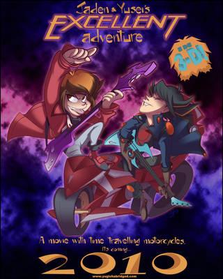 YGOTAS: 10th Anniversary Movie by yugioh-abridged