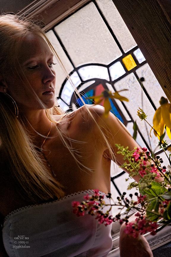 By the Window 2775 by FrancoisDeWynter