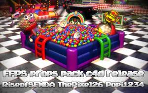 Ffps props pack c4d version release ! by Popi01234