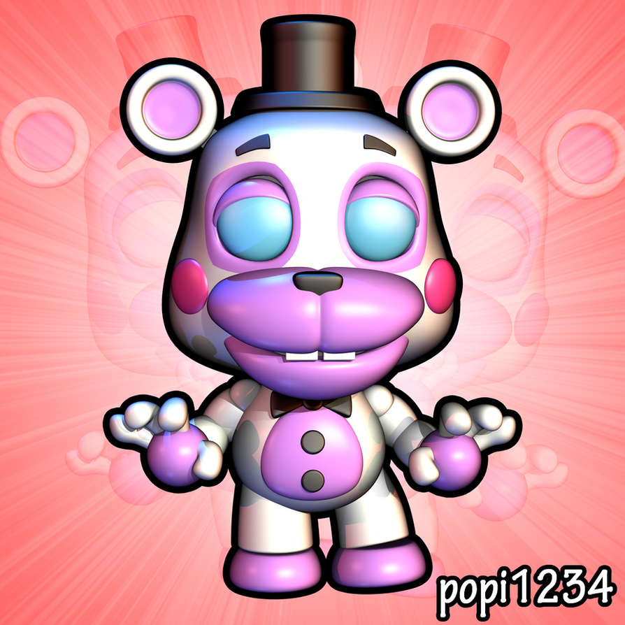 Funko Pop Helpy ! By Popi01234 On DeviantArt