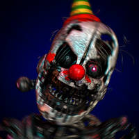 Nightmares Funtimes pack C4d port Release ! by Popi01234
