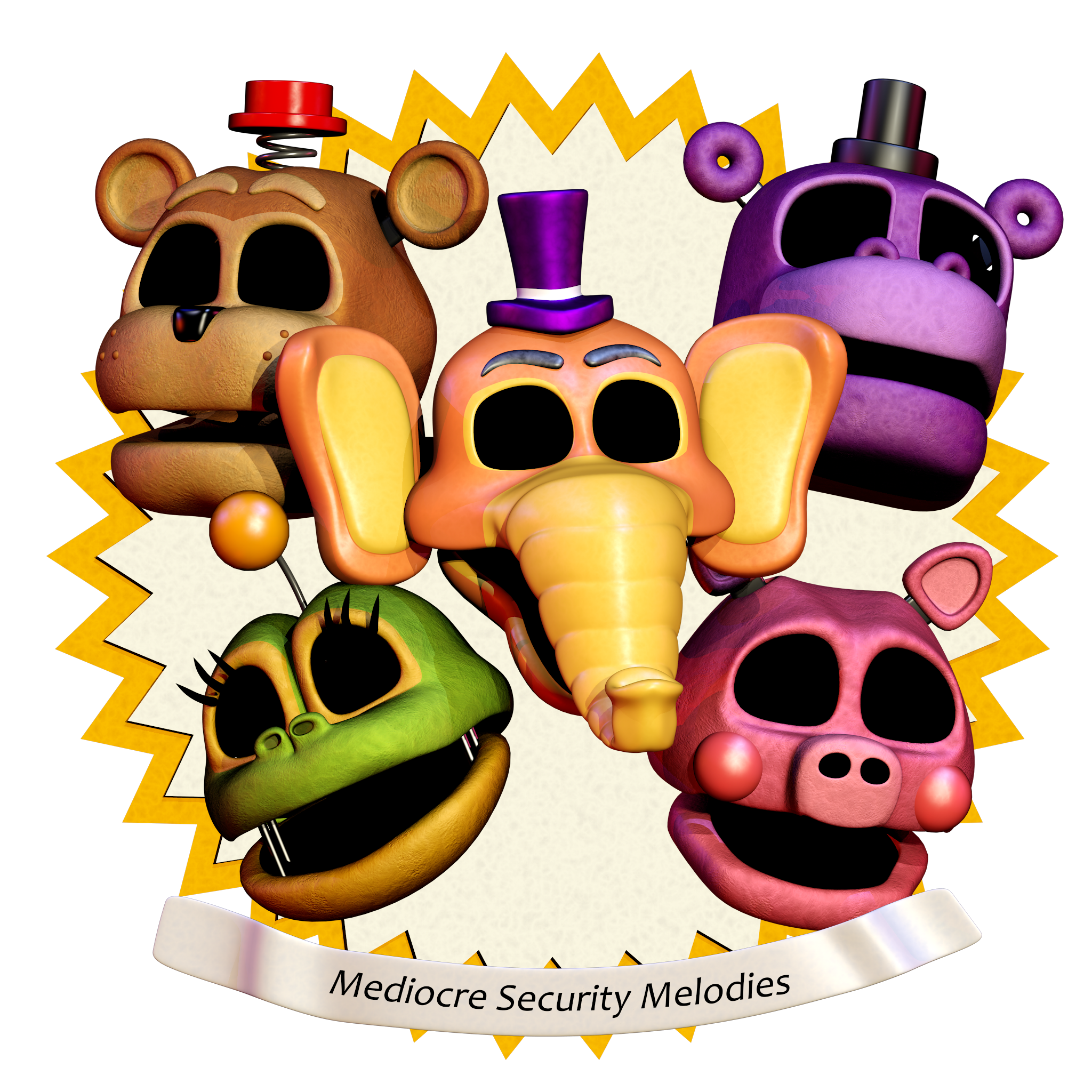 F-naf Mediocre Melodies Related Keywords & Suggestions - F