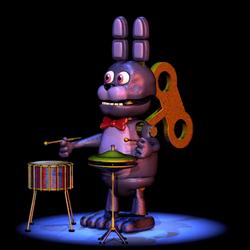Mechanical Bonnie by Popi01234