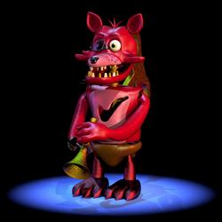 Mechanical Foxy by Popi01234