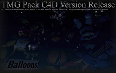 TMG Pack C4D Version Release ! by Popi01234