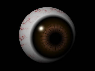 Eyeball by mythicalsnow