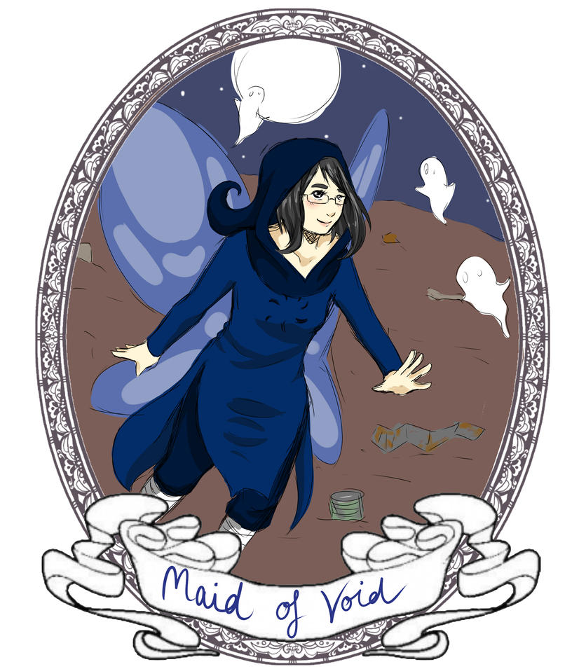 maid of void by rat-motherMaid Of Void