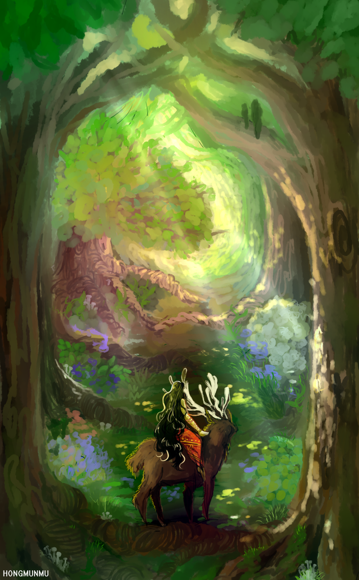 Earth by rat-mother