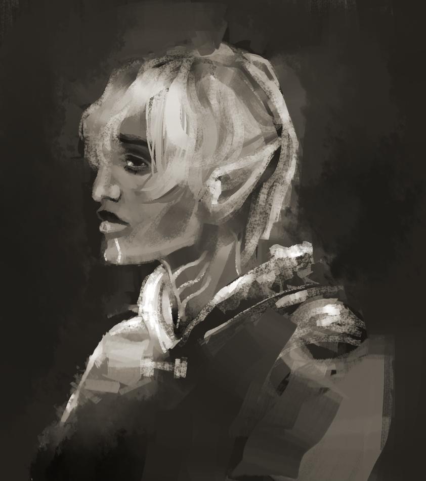 fen portrait by rat-mother