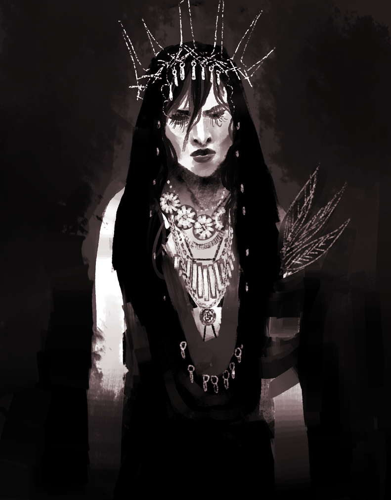 the spectral witch by rat-mother