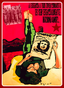 MONTALVO [ Joven Comunista  ]