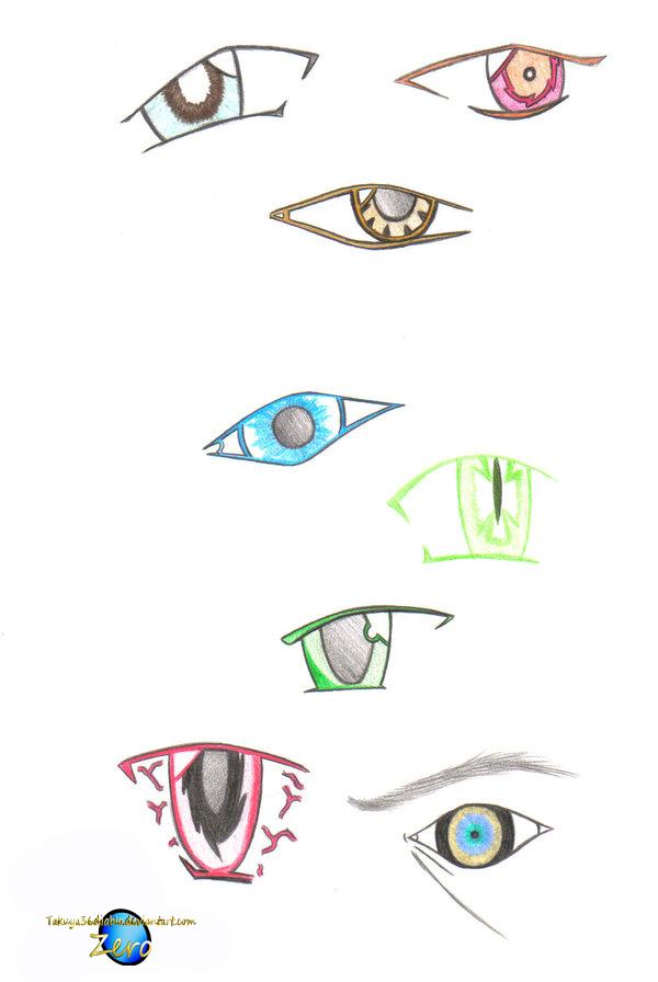 Which Eye is Mine by takuya36diablo