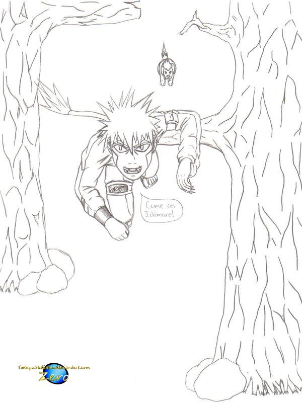 An Inuzuka's Hunt by takuya36diablo