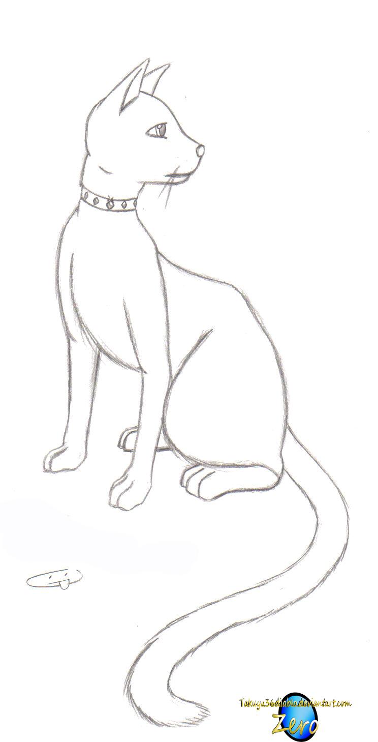 Konoha's Cat Jonin by takuya36diablo