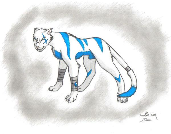 Zilro of the Wild by takuya36diablo