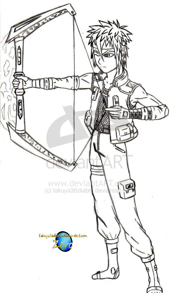 CLK-Shinku Jet Arrow by takuya36diablo