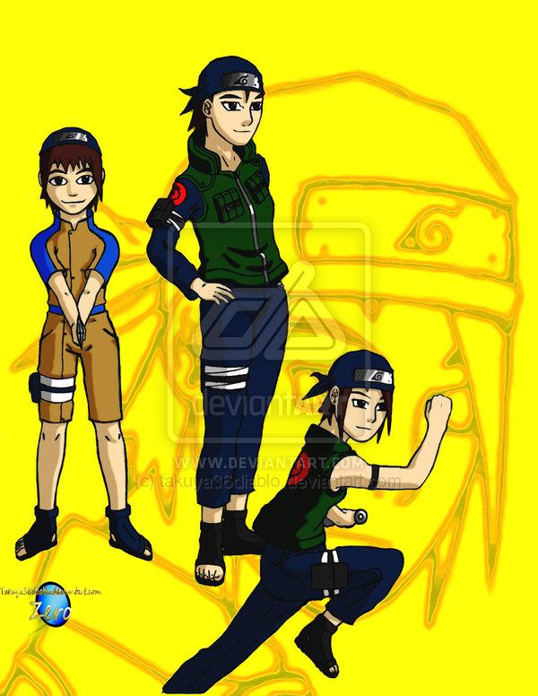 Born A Ninja: Chey by takuya36diablo