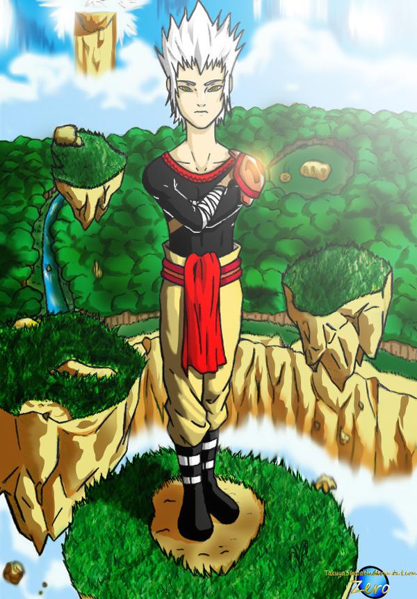 Luken of the Rock Colored by takuya36diablo
