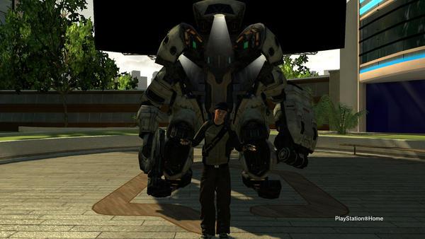 Wanna See My Robot by takuya36diablo