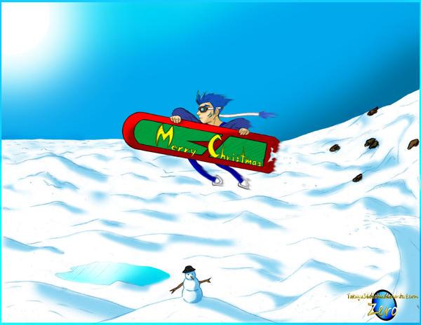 Merry Christmas by takuya36diablo