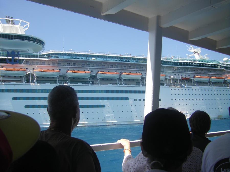 The Ferry by takuya36diablo