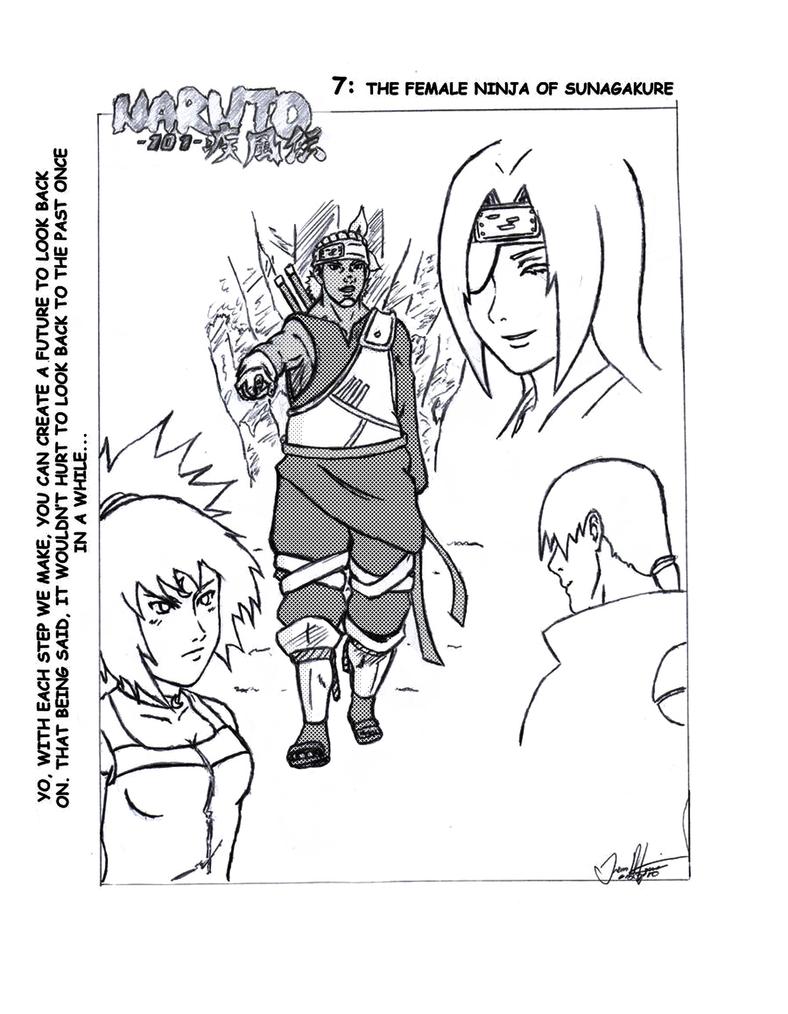 Naruto Ship. 101 Comic by takuya36diablo
