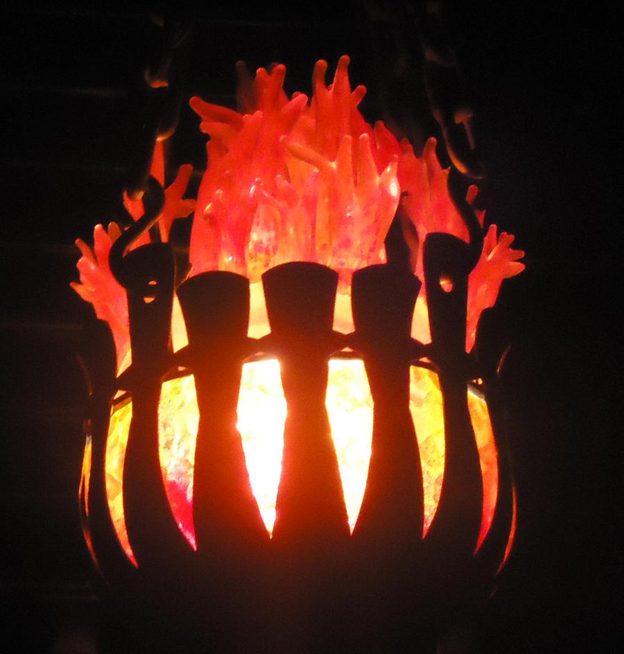 Still Fire by takuya36diablo