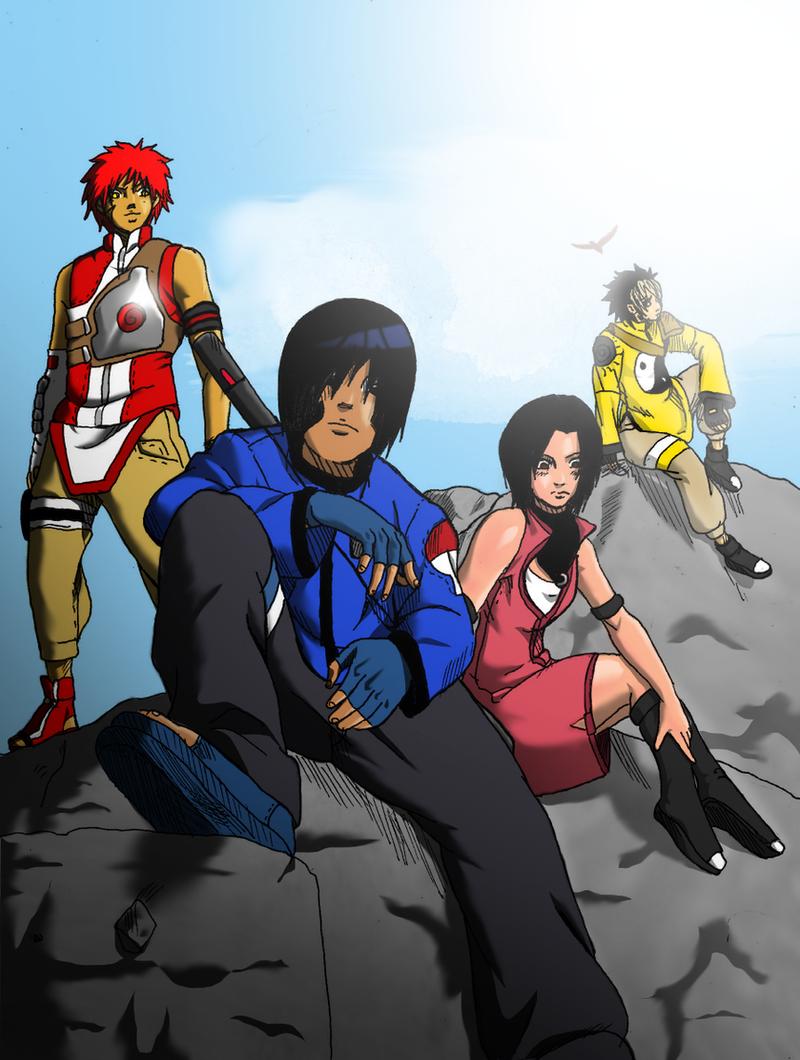 Kyogeki Team 17 by takuya36diablo