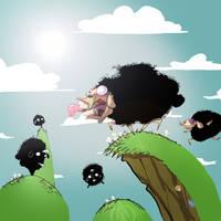 black sheep by DeadSlug