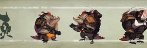 Grenadier by DeadSlug