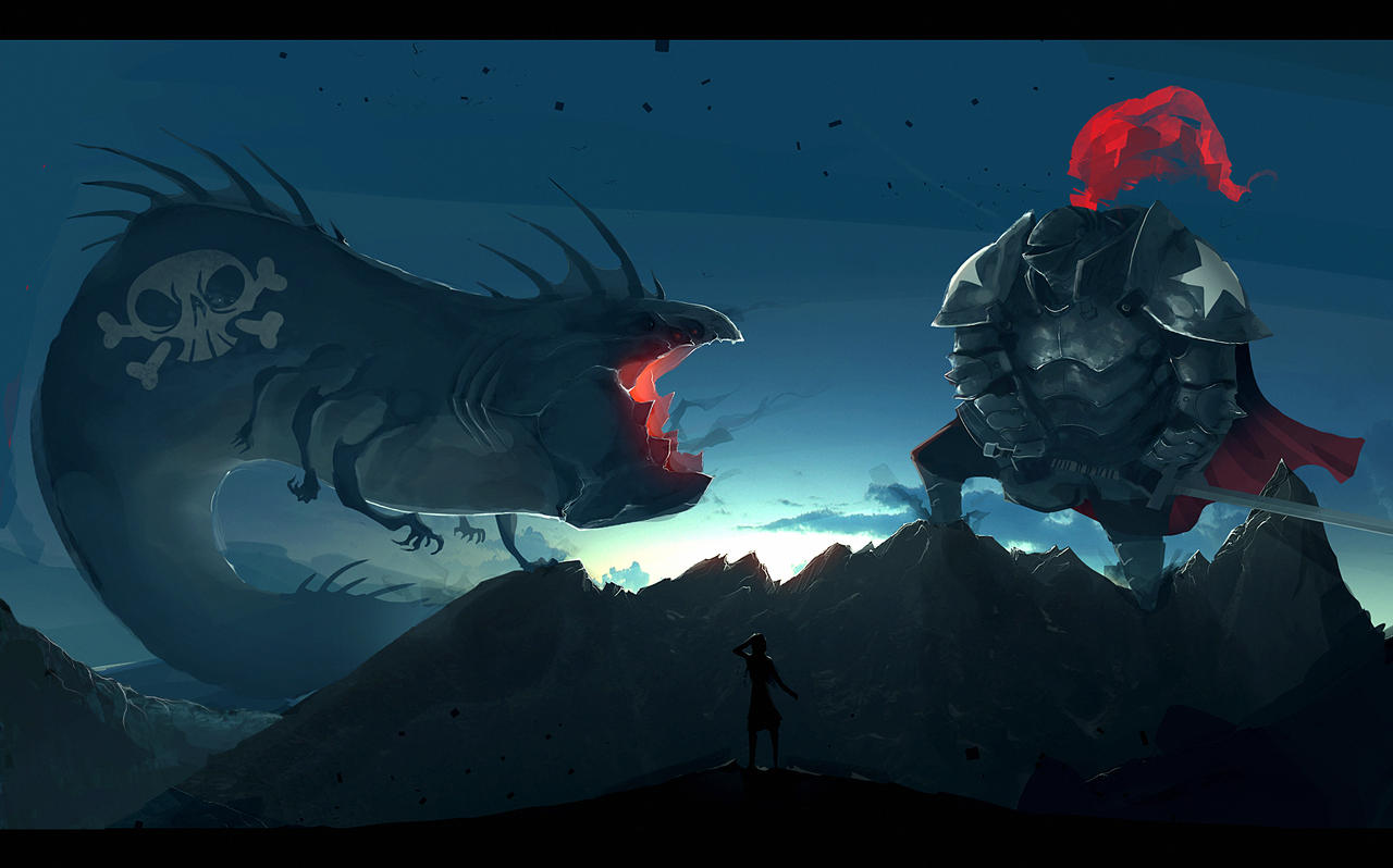 Let's go to work by deadslug