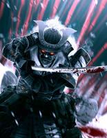 The Oni by DeadSlug