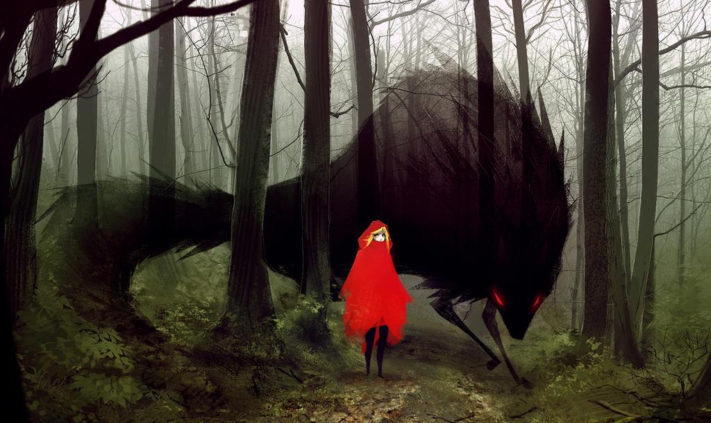 The spirit by DeadSlug