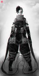 Tentacule by DeadSlug