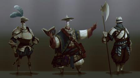 Knight 01 by DeadSlug