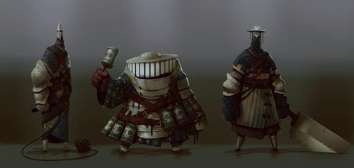 Knight 02 by DeadSlug