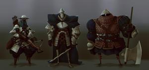 Knight 03 by DeadSlug