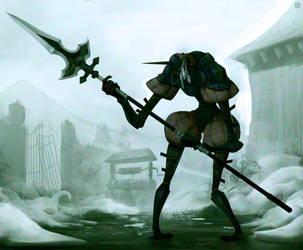 Black knight 1 by DeadSlug
