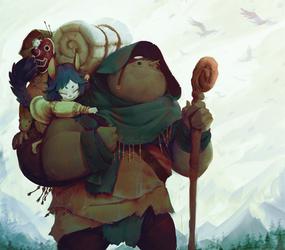 Journey by DeadSlug