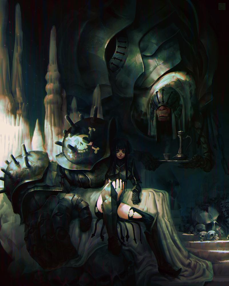 Tea time by DeadSlug