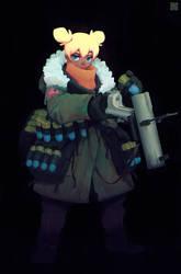 Grenade launcher by DeadSlug