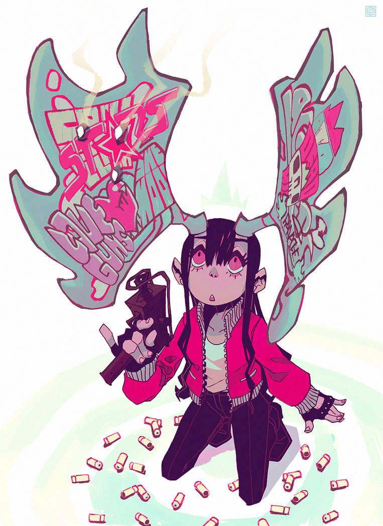MOOSE GUN by DeadSlug
