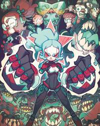 LYNA's GUARDIAN by DeadSlug