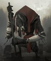 The gravedigger by DeadSlug