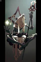 The priest by DeadSlug