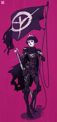 Maiden knight by DeadSlug